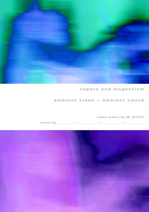 Vapors and Magnetism (video DVD)