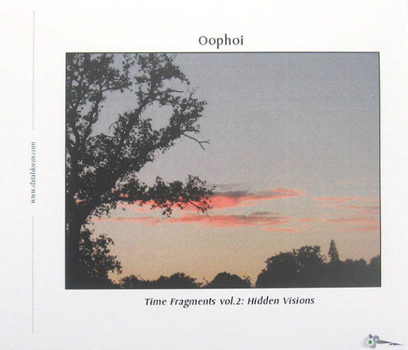 Oophoi - Time Fragments Vol. 2: Hidden Visions (2011 Remaster)