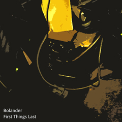 Bolander - First Things Last