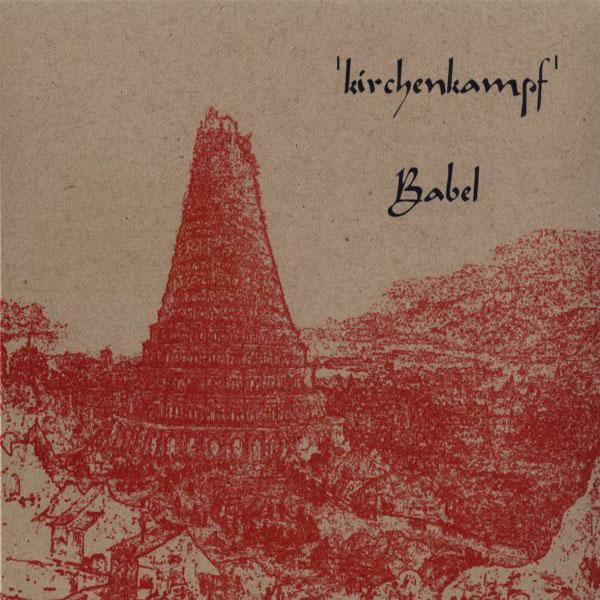 Kirchenkampf - Babel (2CD)