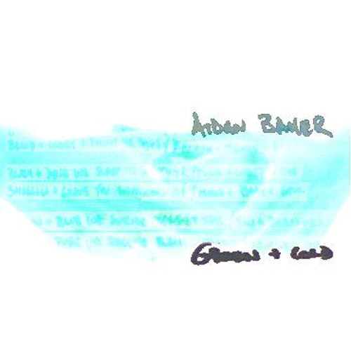 Aidan Baker - Green & Cold