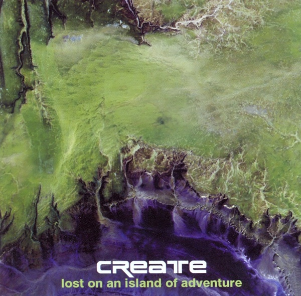 Create - Lost on an Island of Adventure