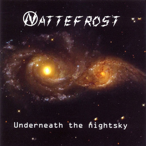 Nattefrost - Underneath the nightsky