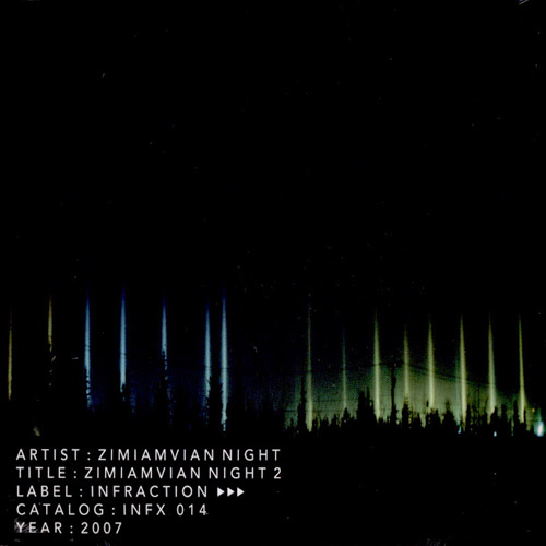 Zimiamvian Night - Zimiamvian Night 2