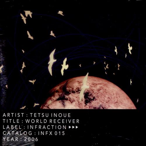 Tetsu Inoue - World Receiver