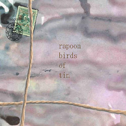 Rapoon & Birds Of Tin - Monomyth