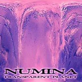 Numina - Transparent Planet (cdr)