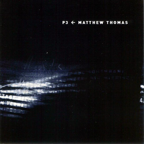 Matthew Thomas - P3 (3