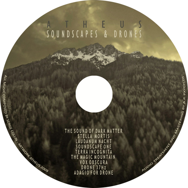 Atheus - Soundscapes and Drones