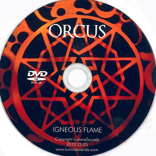 Igneous Flame - Orcus