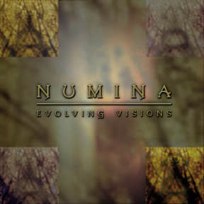 Numina - Evolving Visions (cdr)