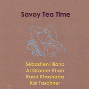 Various Artists - Savoy Tea Time (promo copy)