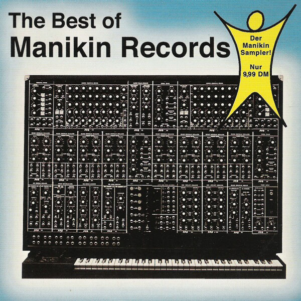 The Best of Manikin Records (Sampler)