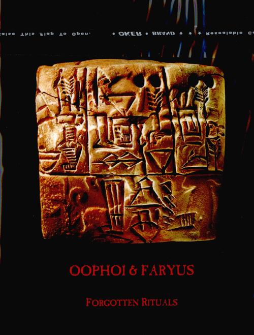 Oophoi & Faryus - Forgotten Rituals