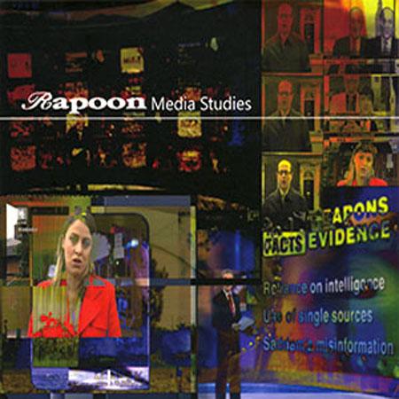 Rapoon - Media Studies
