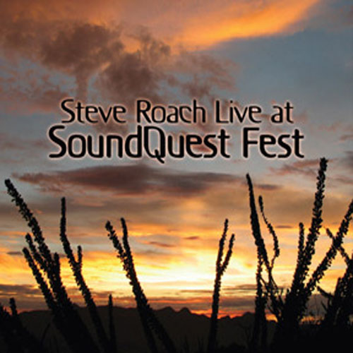 Steve Roach - Live at SoundQuest Fest