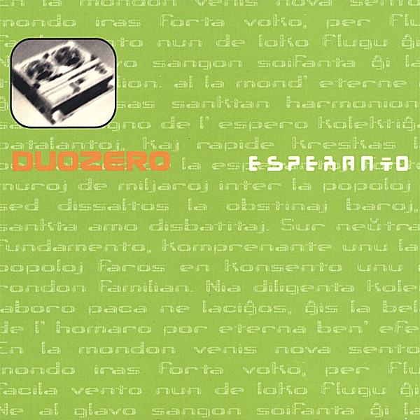 Duozero - Esperanto