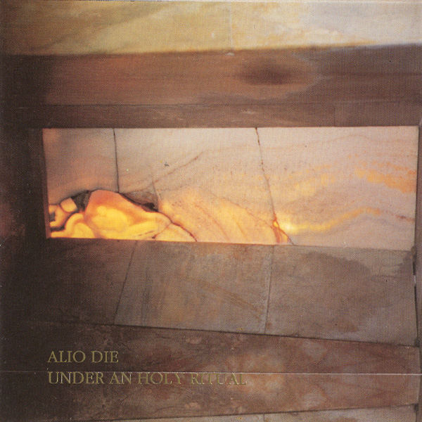 Alio Die - Under An Holy Ritual