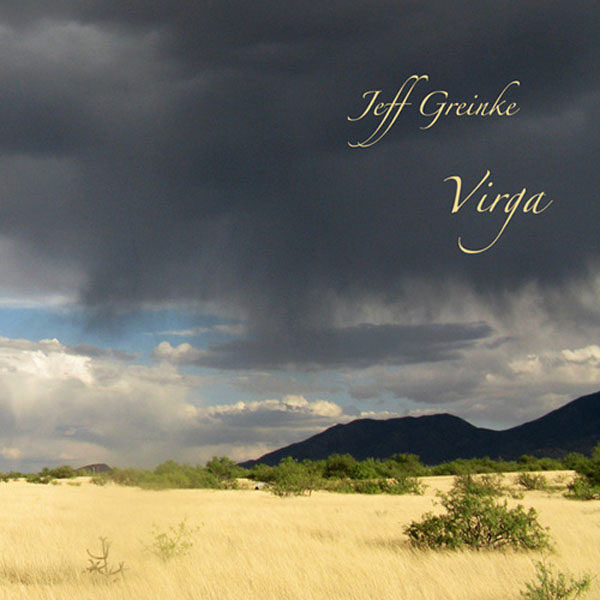Jeff Greinke - Virga