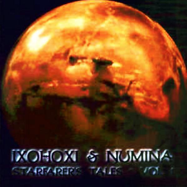 Ixohoxi & Numina - Starfarer's Tales, vol.1 (cdr)
