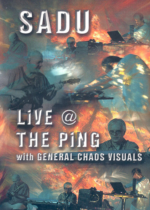SADU - Live @ The Ping (video DVD)