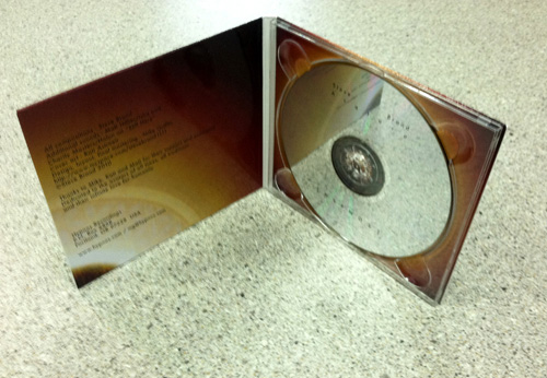 Avatara digipak interior