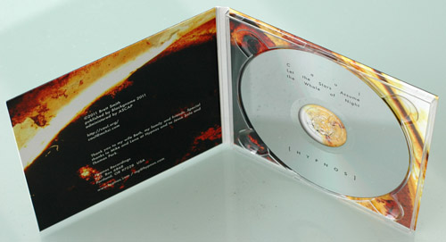 Caul digipak interior
