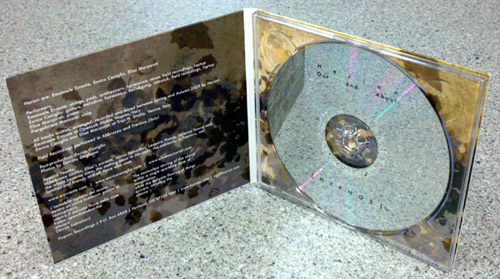 Herion - Out and About - Digipak Interior
